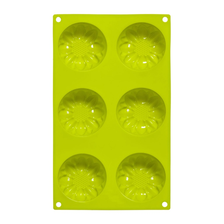 Premier housewares lime green cake mould 0805001 for Lime green kitchenware