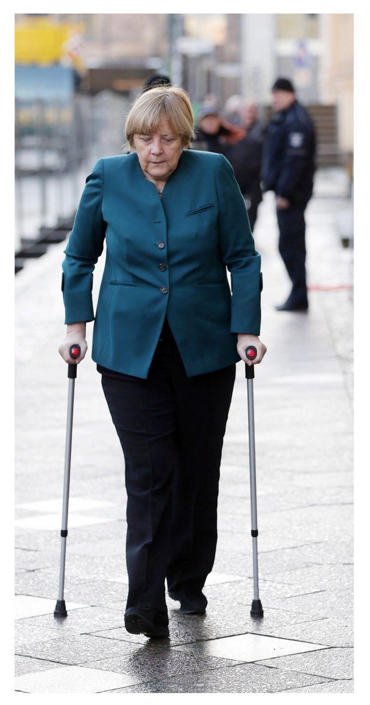 Kanzlerin Angela Merkel zum Ski-Urlaub in der Schweiz - Politik Inland - Bild.de