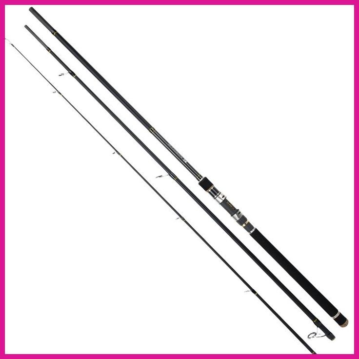 High Quality Carbon Fiber Lure Rod Fishing Rod Spinning Fishing Pole 3.3m /3.6m Power MH Fishing Tackle Anti-winding Stent