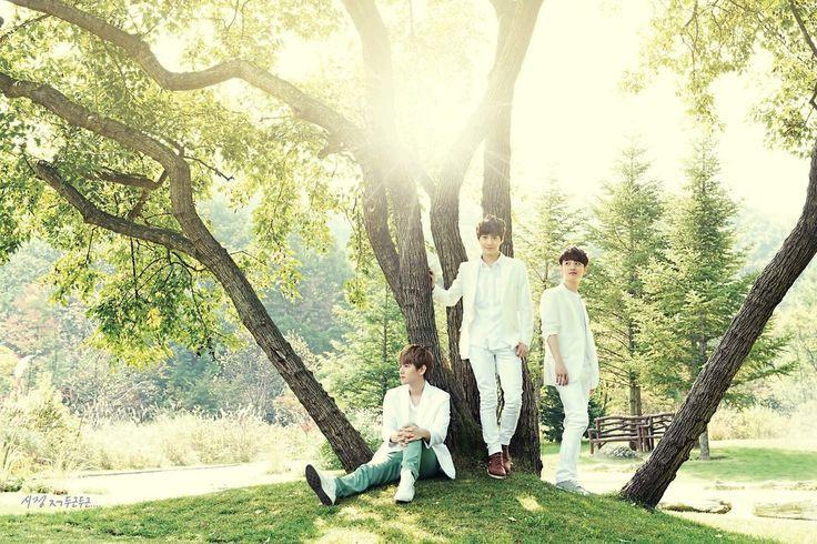 Baekhyun, Suho, and Kyungsoo (D.O) | 131206 Nature Republic