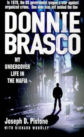 From 1976 until 1981, Special Agent Pistone lived undercover with the Mafia. He got so close that his Mafia partner, Lefty Ruggiero, asked him to officiate as best man at his wedding. Pistone's eventual testimony resulted in more than 200 indictments and 100 convictions of members of organised crime. ISBN 978-0451192578