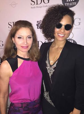 Times Square Gossip: JEAN SHAFIROFF SPOTTED WITH ALICIA KEYS IN MIAMI