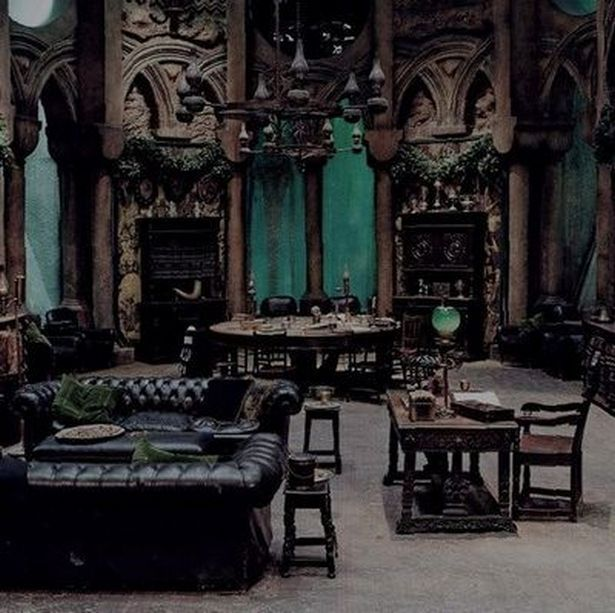 Witch Home Interior Decorating Ideas Gothic Living Rooms Gothic House Gothic Room #victorian #gothic #living #room