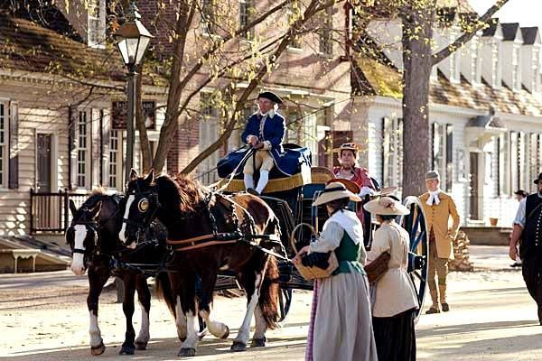 America's Historic Triangle includes Jamestown, Williamsburg and Yorktown offering living history museums, permanent exhibits, cultural presentations, special events and more.