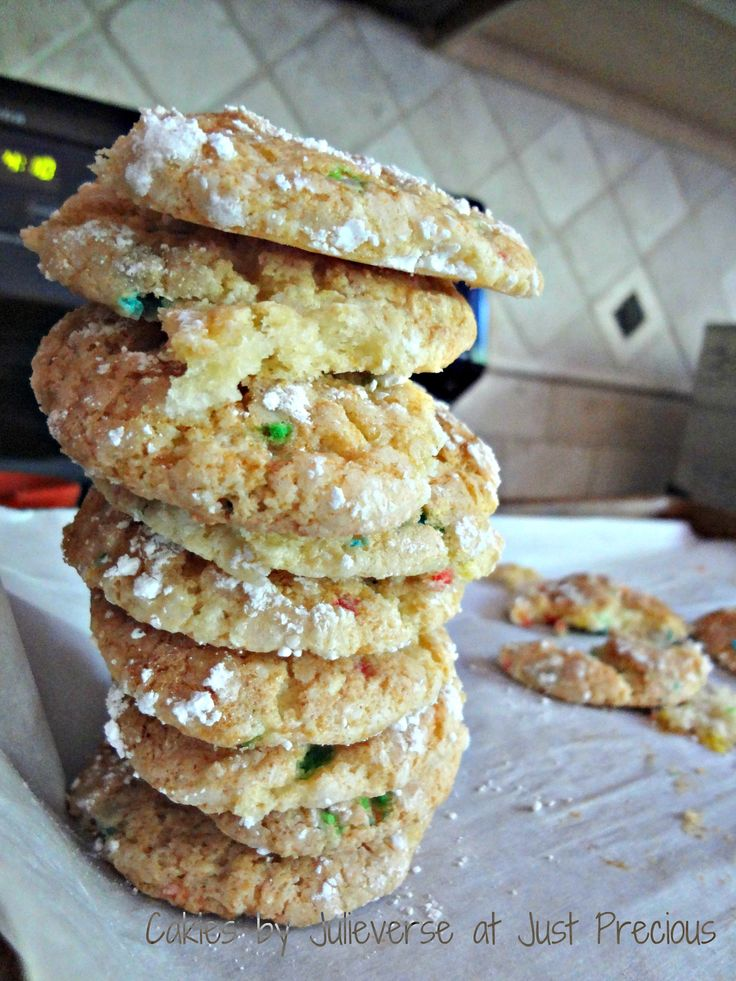 Cake mix cookies recipes cool whip