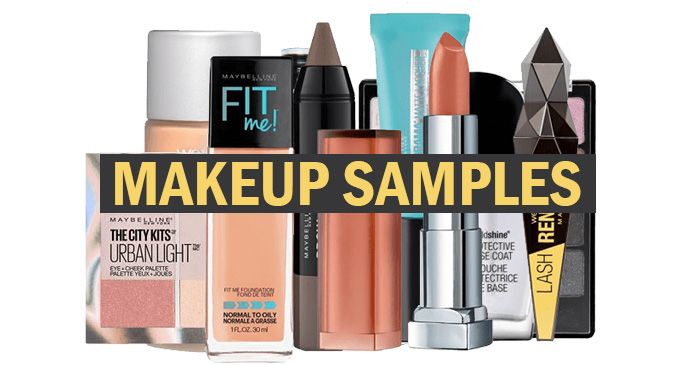 Free Makeup Samples No Purchase Necessary Free Makeup Samples Free Makeup Samples Mail Makeup Samples