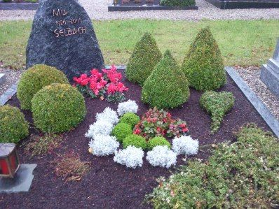 Grabbepflanzung Grabneuanlagen Grabpflege Andrea Becher - 57537 Wissen- 57610 Altenkirchen