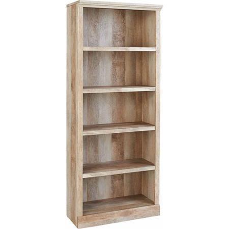 Better Homes And Gardens Crossmill 5 Shelf Bookcase Multiple Finishes Gardens Shelves And Home