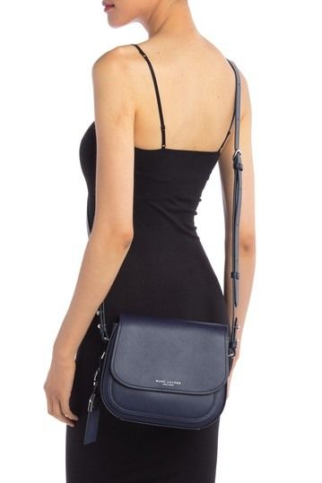 marc jacobs mini rider leather