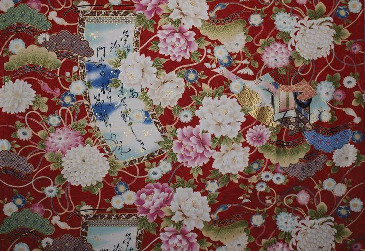 HANABI HH201205-11C - Japanese - On Sale - Fabrics