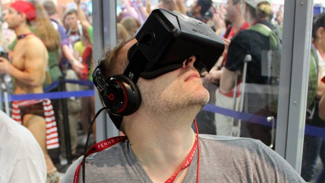 The Oculus Rift DK2 is a Hot Mess