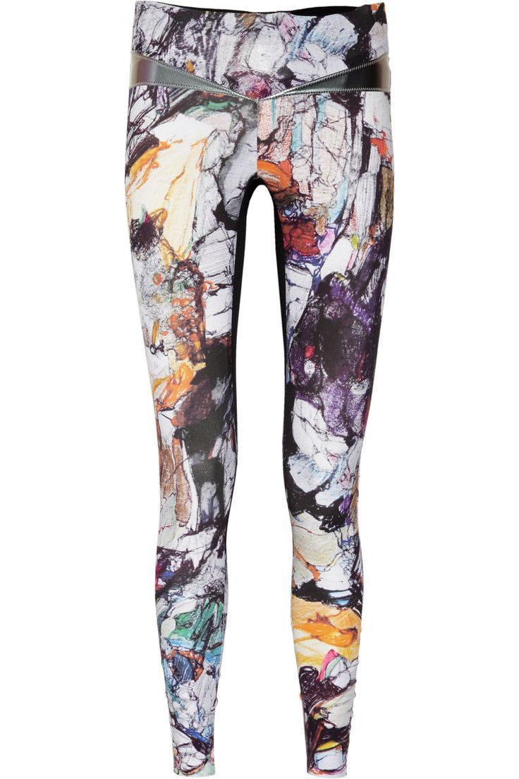 Don't know the brand of these but volcom and insight make some killer leggings!