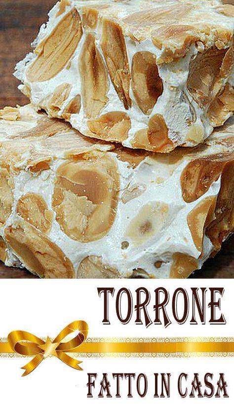 Ricetta per fare in casa il torrone, uno dei dolci più tipici natalizi Tratto da: http://www.alimentipedia.it/torrone.html Copyright © Alimentipedia.it