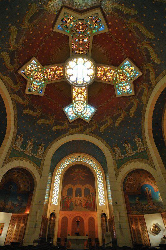 Church of St Peter in Gallicantu - Jerusalem, Israel