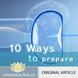 How to Prepare for Your IVF Cycle : 10 Ways to Increase IVF Success for Women