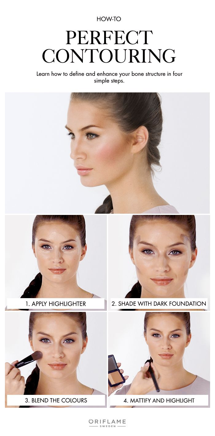 Bring Out Your Cheekbones, Slim Your Nose, And Sculpt Your Face Subtly With  This