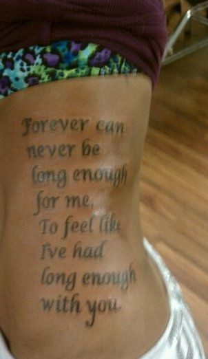 The tattoo I am for sure getting