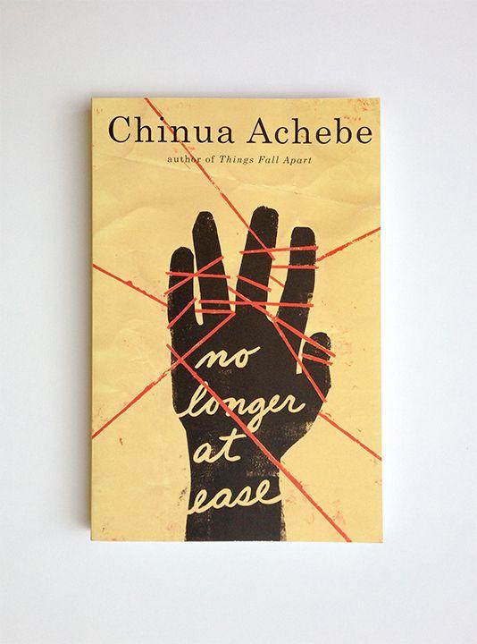 Series art, lettering: Edel Rodriguez. Art direction: Helen Yentus. Chinua Achebe reissues. (Anchor Books / Vintage, 2008-2010.)
