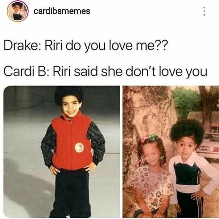 Pin By Shauna Riley On 07 Cardi B Memes Funny Tweets Funny Black Memes Funny Relatable Memes