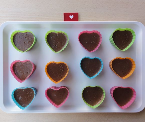 Budino vegan al cioccolato #Ricetta #Budino #Vegan #Cioccolato