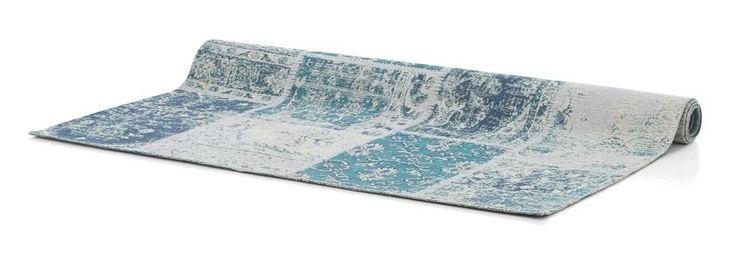 karpet Royal groen 160 x 230 cm van Youniq decorations koop je zonder verzendkosten bij deleukstemeubels.nl. Snel leverbaar!