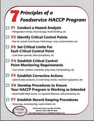 52 best HACCP images on Pinterest