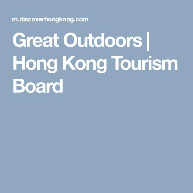Great Outdoors | Hong Kong Tourism Board
