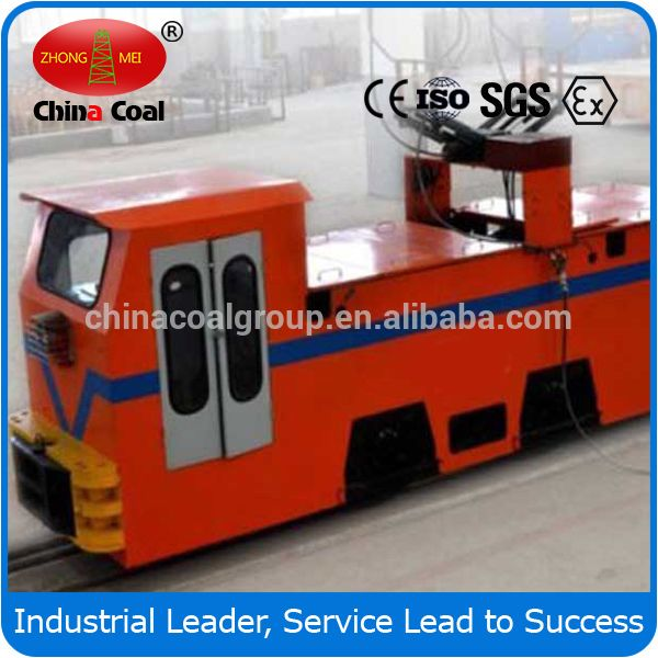 China coal group 3t underground mine two motor Electric Trolley Locomotive for big promotion