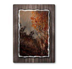 Autumn Array Metal Wall Art Hanging Add A Touch Of Class To Your Home Decor With Our Extensive Line Of Metal Wall Art Pieces Featuring Belgium Artist Pol