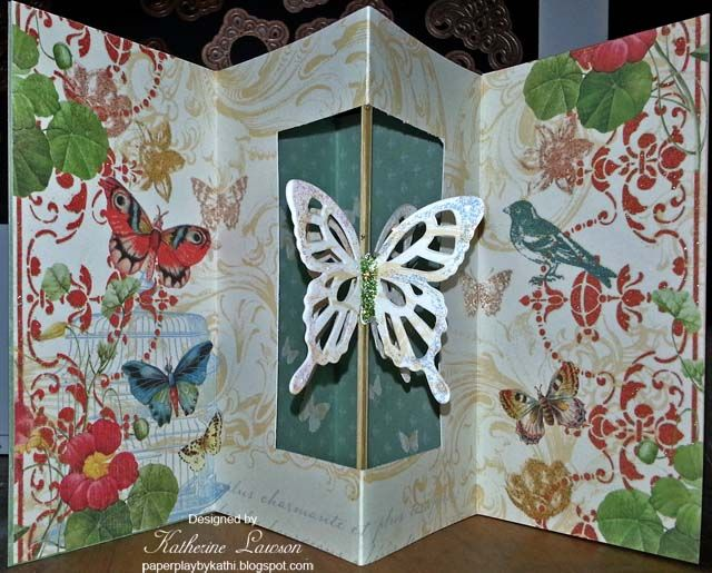fancy fold card instructions
