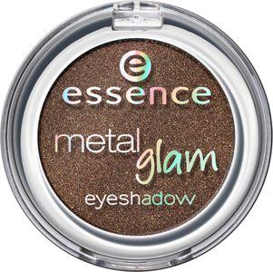 metal glam ombretto occhi effetto brillante 05 chocolate jewellery - essence cosmetics