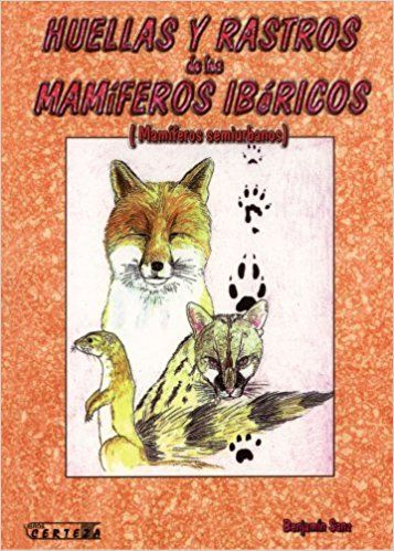 Huellas y rastros de los mamíferos ibéricos / Benjamín Sanz