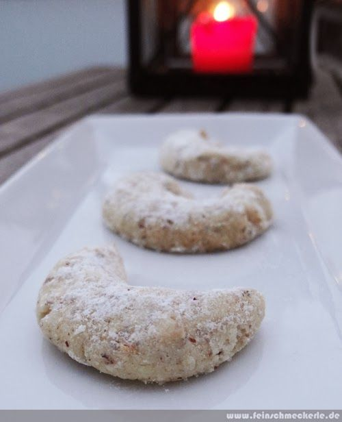 Die besten Vanillekipferl   feinschmeckerle foodblog reiseblog stuttgart, reutlingen, schwäbische alb