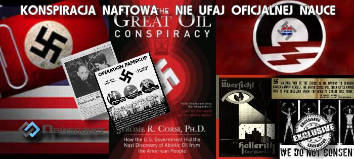 Konspiracja Naftowa – czyli czego nie powie Ci szkoła w imię światowego interesu elit