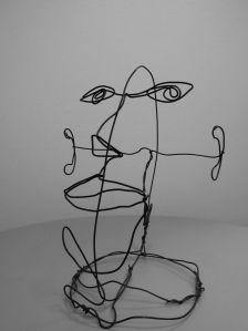 IMG 1184 Sculpture IdeasSculpture ArtWire SculpturesArt