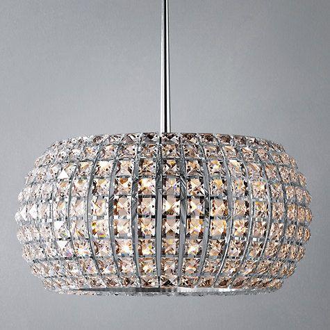 This is so beautiful, but so expensive!! Buy John Lewis Venus Chandelier Online at johnlewis.com