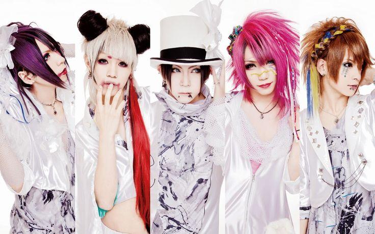 Sick² , 2015. Takuma, Yuzu, Gene, Horishi, Matsuri.