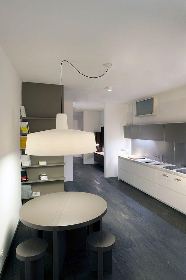 Marset lights Acheo kitchens