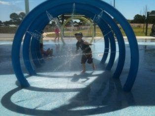 Ellenbrook Water Playground