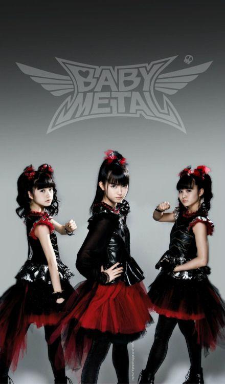Omg i love Babymetal
