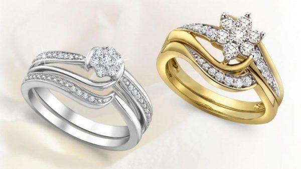 تفسير حلم الذهب للحامل والمتزوجة والعزباء في المنام In 2020 Platinum Wedding Band Dress Rings Wedding Rings