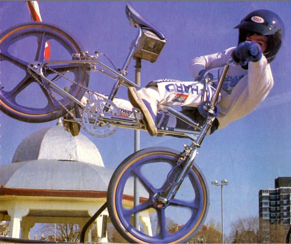 31 Best My Bike 1985 Pro Lite Craig Campbell Freestyler Images