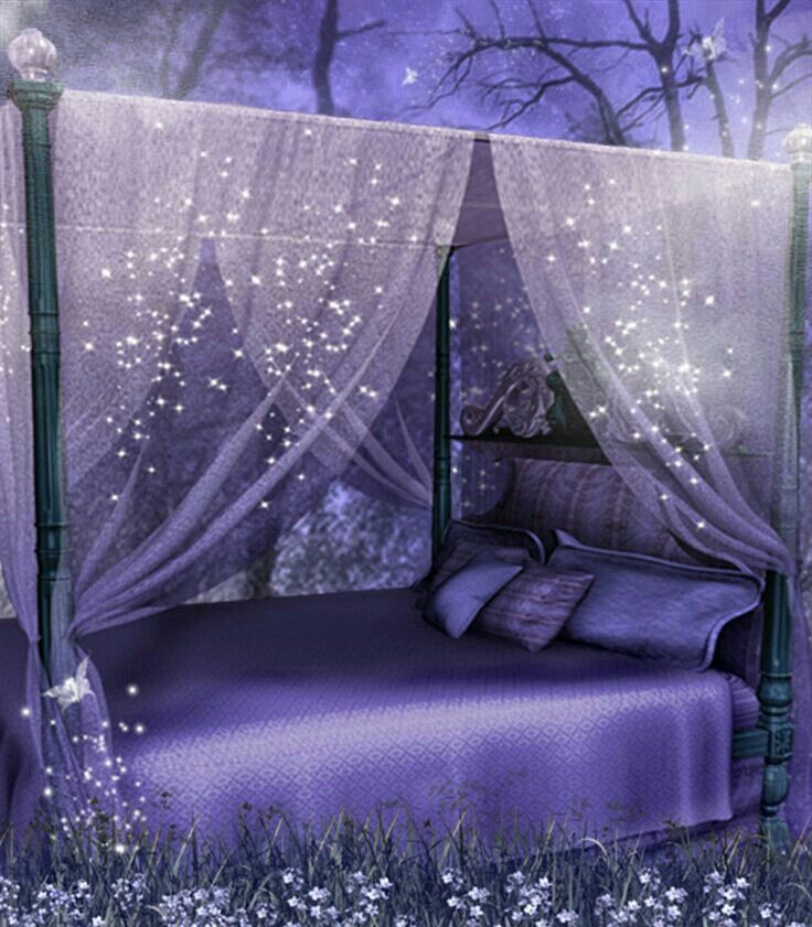 To sleep.... perchance to dream