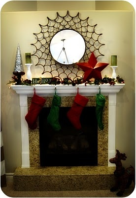 some love for the mantel