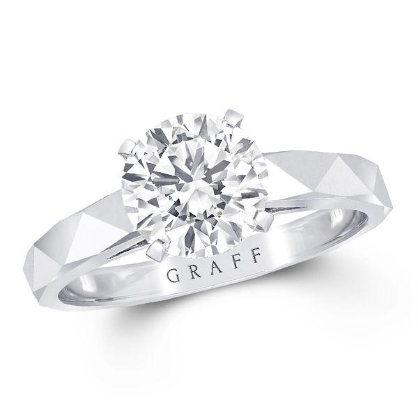 ザ・ローレンスグラフシグネチャー バンド - GRAFF(グラフ)の婚約指輪(エンゲージメントリング)結婚指輪・マリッジリングのハイブランドのまとめ一覧♡