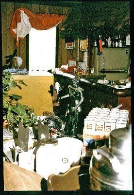 John Wayne Gacy's living room 1978