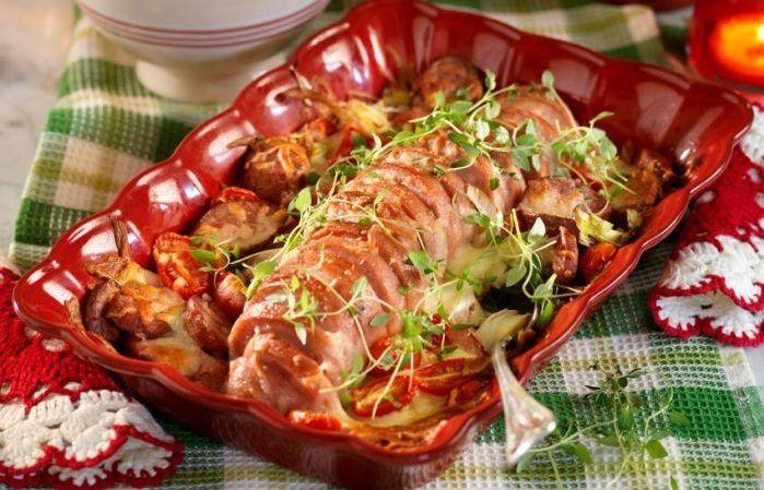 Recept ostgratinerad falukorv