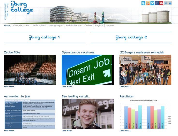Onderwijs - www.ijburgcollege.nl