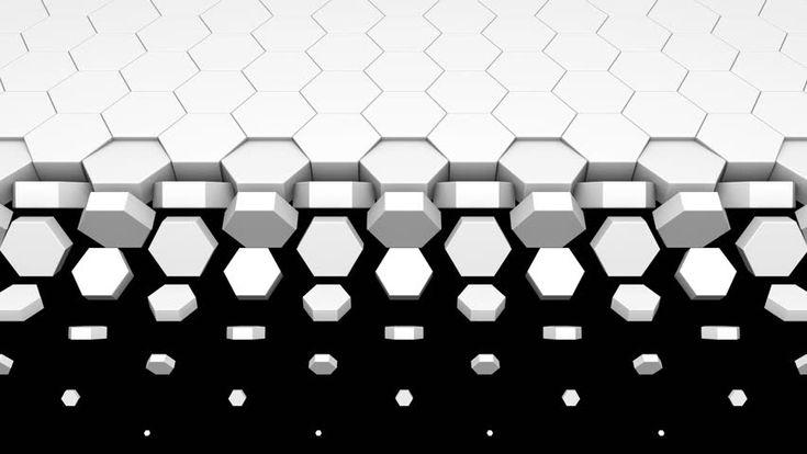 Bilderesultat for hexagon 3d