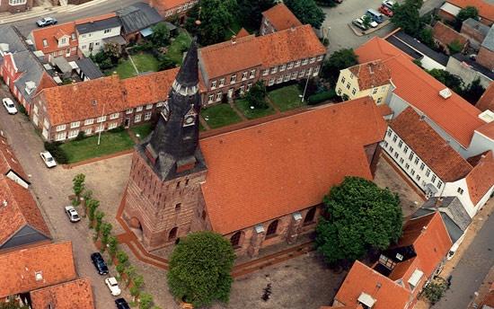 Kristkirken i Tønder - Brorsons gamle kirke
